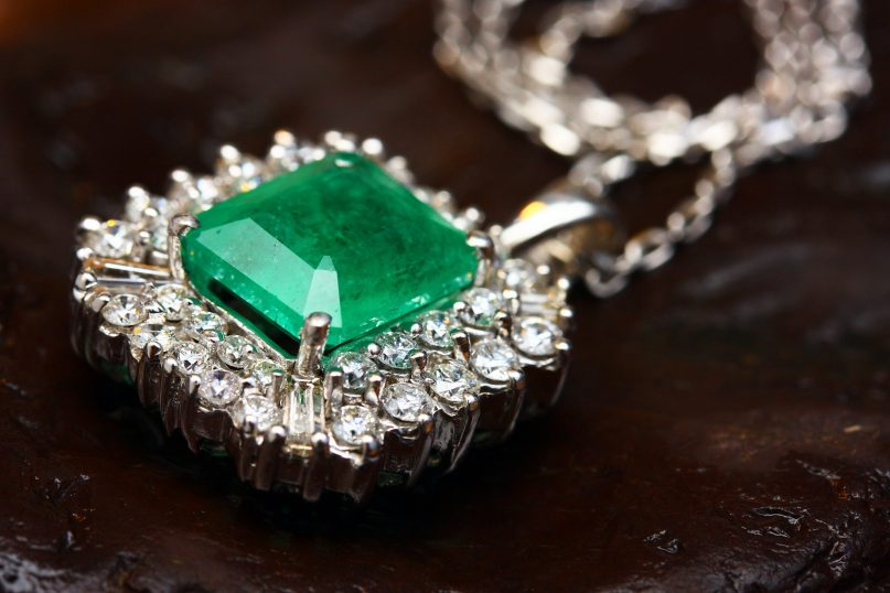 Emerald is one the most valuable gemstones.