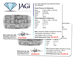 Update your appraisals to reflect today's pricing
